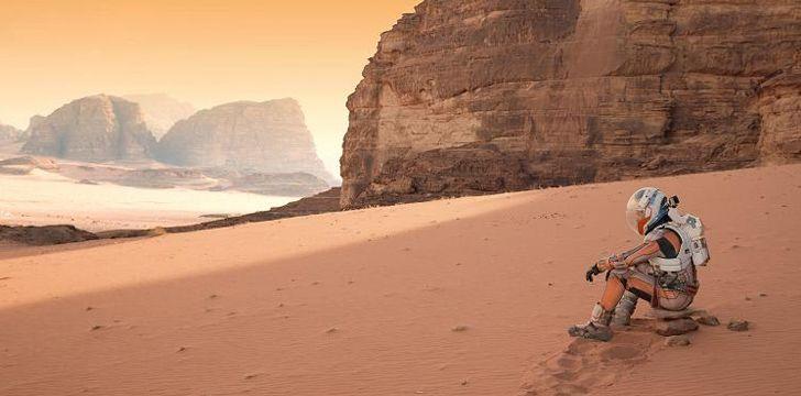 O dia marciano tem 24 horas e 39 minutos e 35 segundos de duração