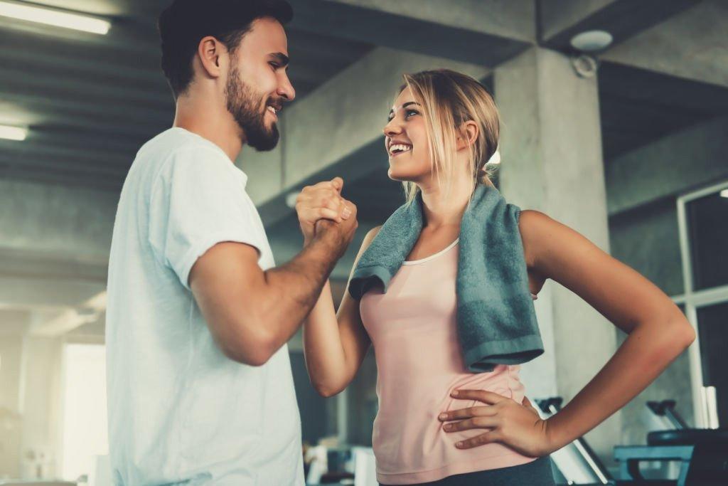 O exercício físico torna o sexo melhor