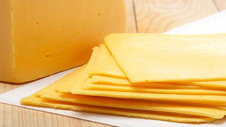 O queijo americano não é americano
