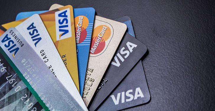 Os chips dos cartões de crédito já existem há muito tempo