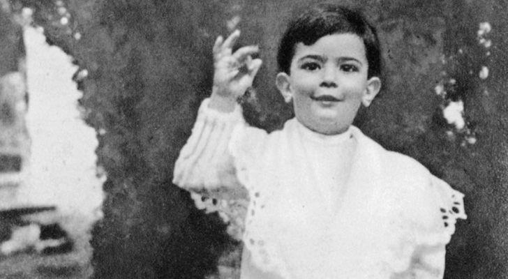 Salvador Dalí Infancia