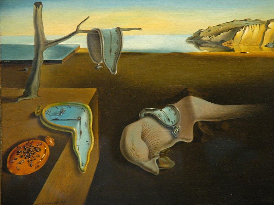 Salvador Dalí Obra