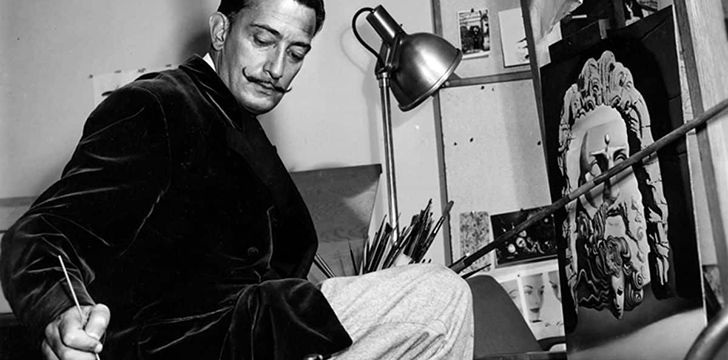 Salvador Dalí Talento
