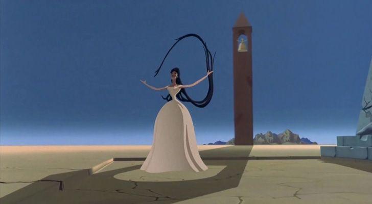 Salvador Dalí trabalhava em um filme da Disney