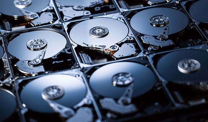 Um Petabyte é um monte de dados