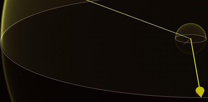 Um ano-luz é a distância coberta pela luz em um único ano